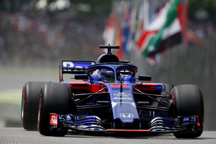 Brendon Hartley - Formula 1 - 2018 Brazilian GP