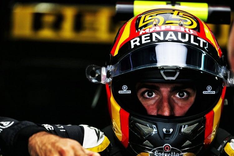 Carlos Sainz Jr. - Formula 1 - 2018 Brazilian GP
