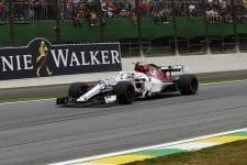 Charles Leclerc - Formula 1 - 2018 Brazilian GP