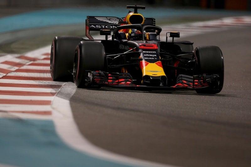 Daniel Ricciardo - Formula 1 - 2018 Abu Dhabi GP