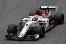 Marcus Ericsson - 2018 Brazilian GP
