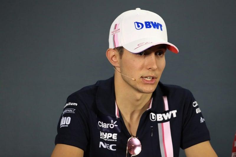 Esteban Ocon - Formula 1 - 2018 Abu Dhabi GP
