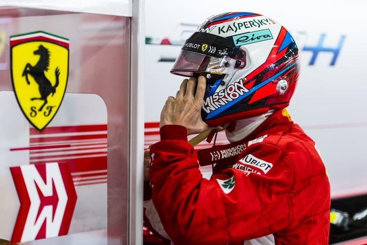 Kimi Räikkönen - Formula 1 - 2018 Mexican GP
