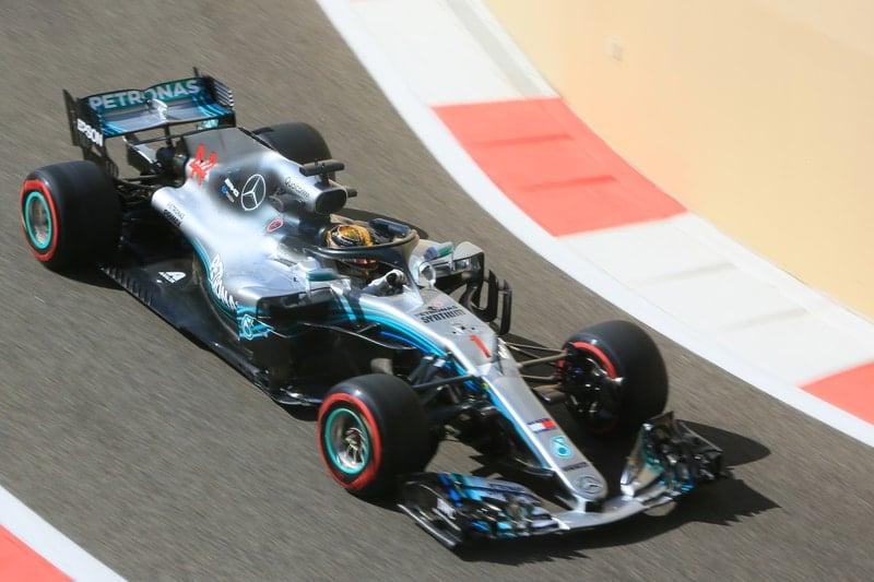 Lewis Hamilton - Formula 1 - 2018 Abu Dhabi GP