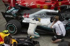 Lewis Hamilton - Formula 1 - 2018 Brazilian GP