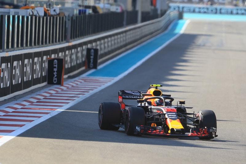 Max Verstappen - Formula 1 - 2018 Abu Dhabi GP