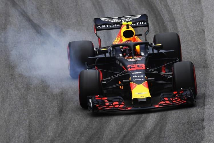 Max Verstappen - Formula 1 - 2018 Brazilian GP