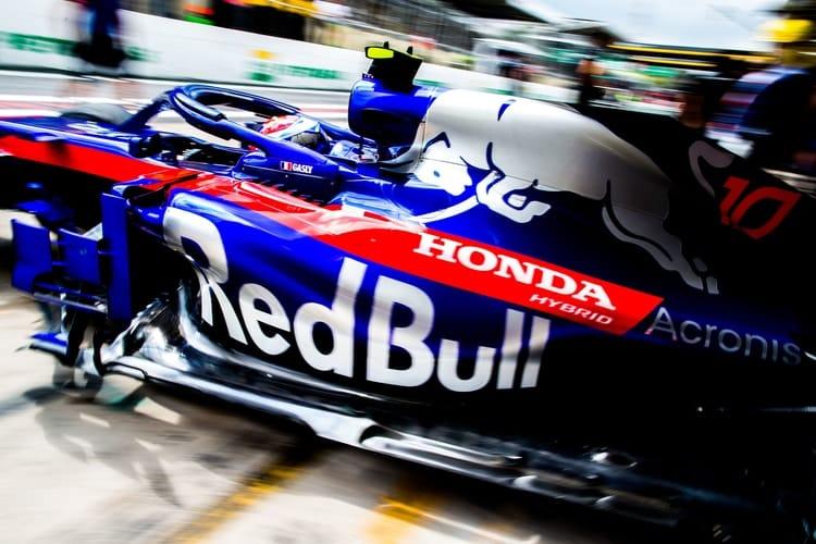 Pierre Gasly - Formula 1 - 2018 Brazilian GP