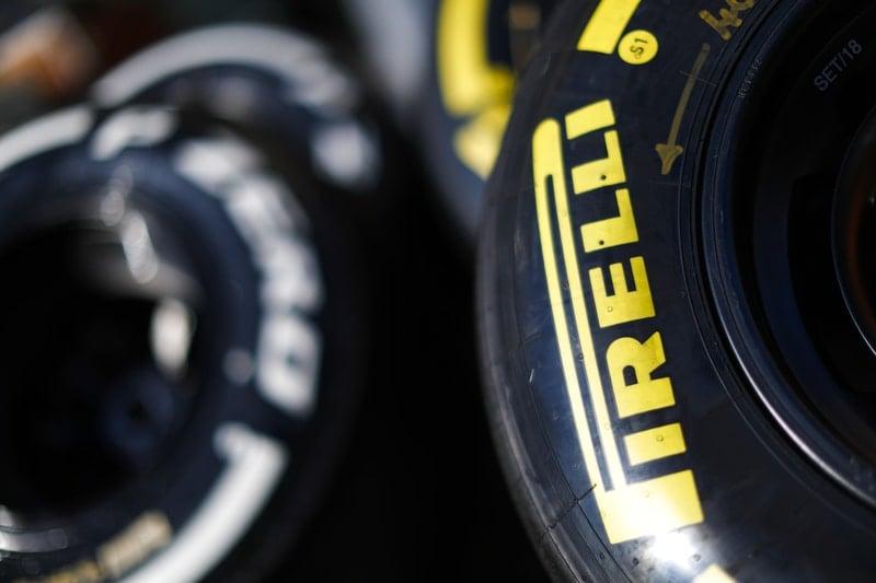 Pirelli Tyres - Formula 1 - 2018 Abu Dhabi Test