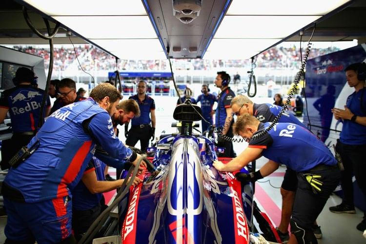 Toro Rosso - Formula 1 - 2018 Brazilian GP