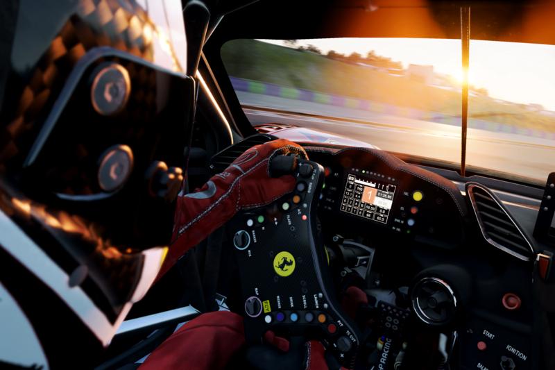 Ferrari 488 GT3 - Assetto Corsa Competizione