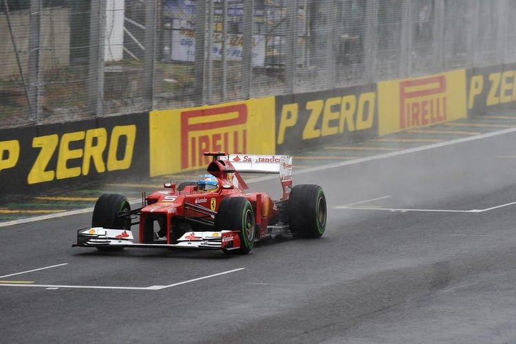 GP BRASILE F1/2012 - INTERLAGOS 25/11/2012