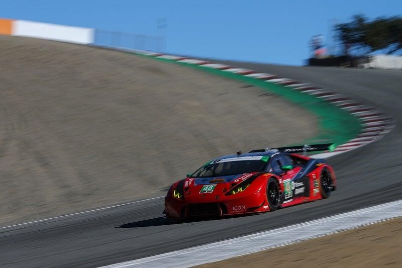 Paul Miller Racing - Laguna Seca