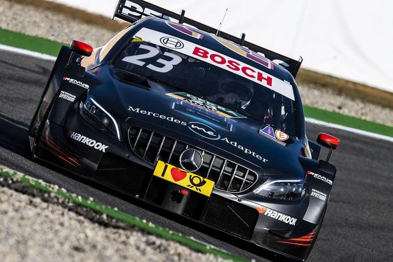 Dani Juncadella - 2018 DTM Series - Hockenheim II