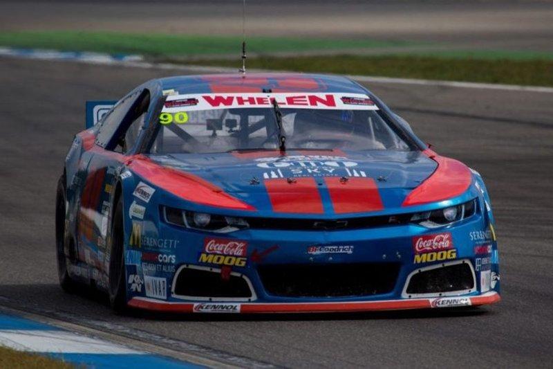 Alex Sedgwick - NASCAR Whelen Euro Series