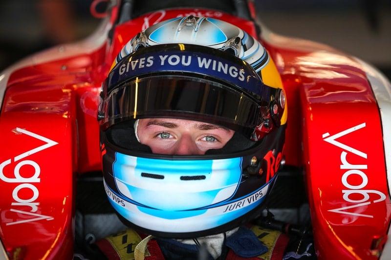 Juri Vips - 2018 GP3 Series - Post Season Test
