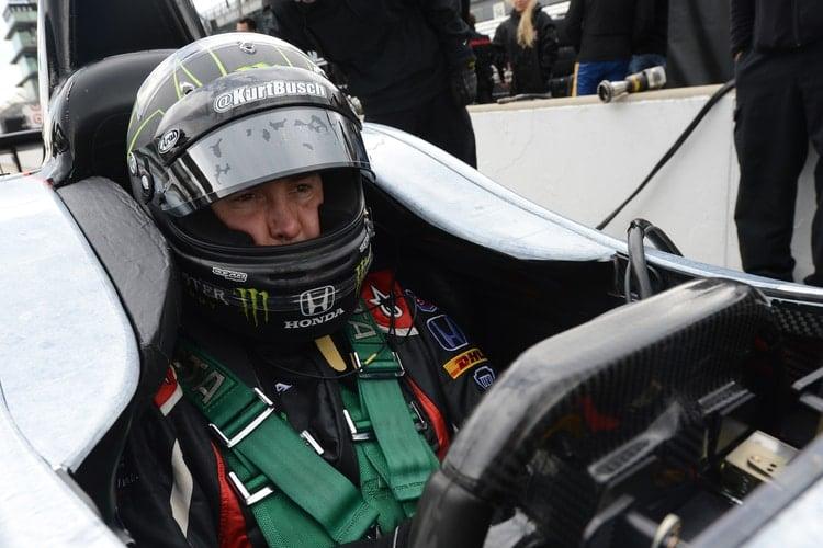 Kurt Busch (USA), 2014 Verizon IndyCar Series, Andretti Autosport, Indianapolis 500