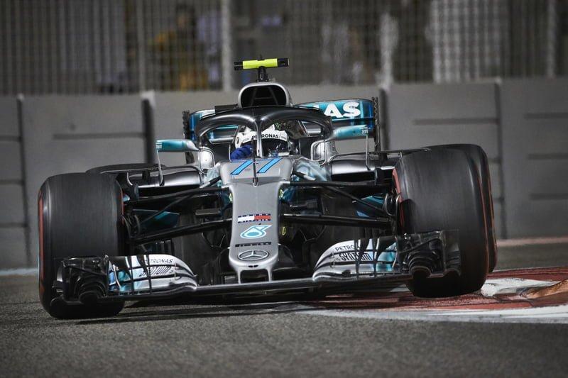 Valtteri Bottas - Mercedes AMG Petronas Motorsport - Abu Dhabi GP