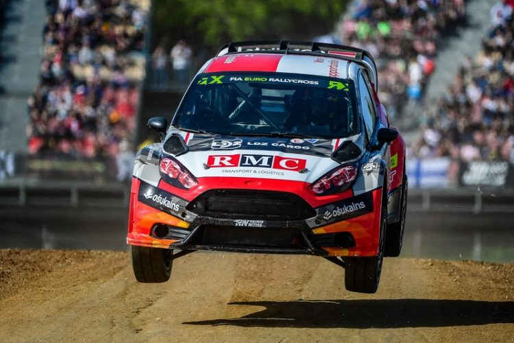 season review 2018 fia european rallycross championship nitiss holds off increasing. Black Bedroom Furniture Sets. Home Design Ideas