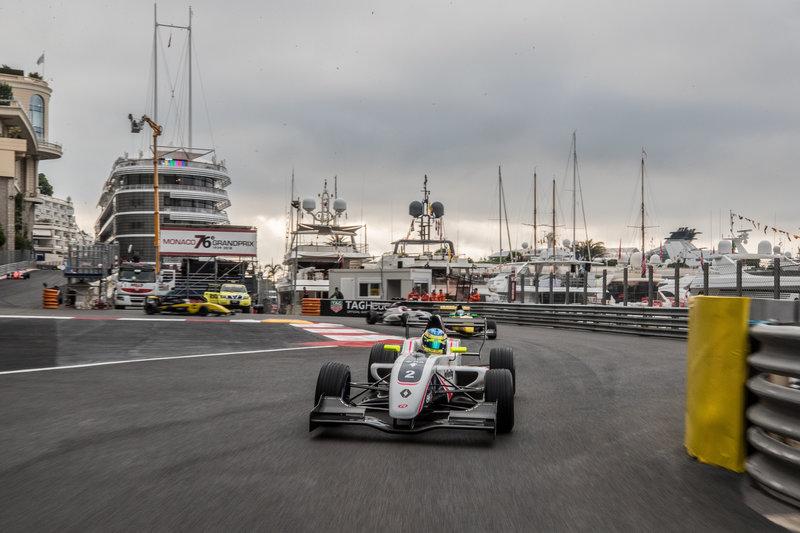 Logan Sargeant - R-ace GP - Monaco