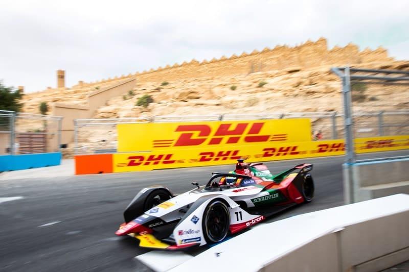 Lucas Di Grassi- Audi Sport Abt Schaeffler- Ad Diriyah Circuit