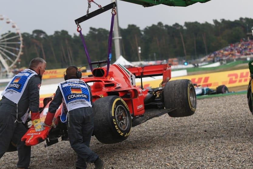 Sebastian Vettel - German Grand Prix