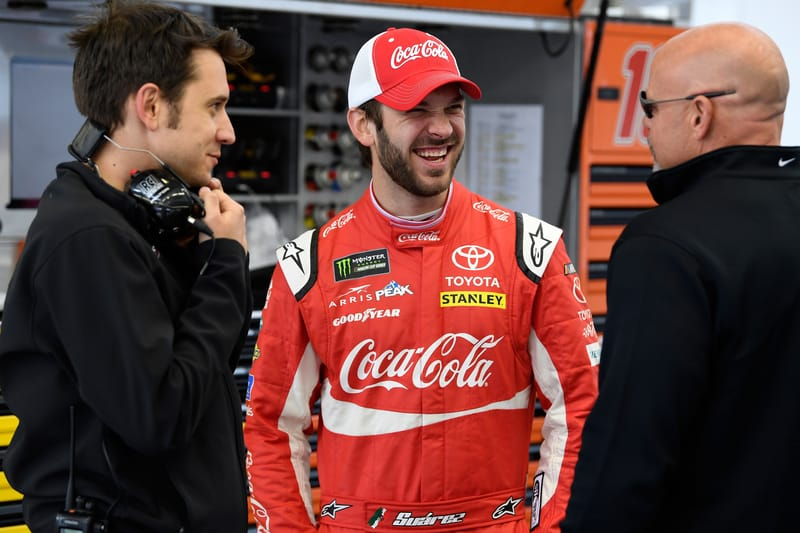 Checkered Flag VW >> Daniel Suárez joining Stewart-Haas for 2019 - The ...