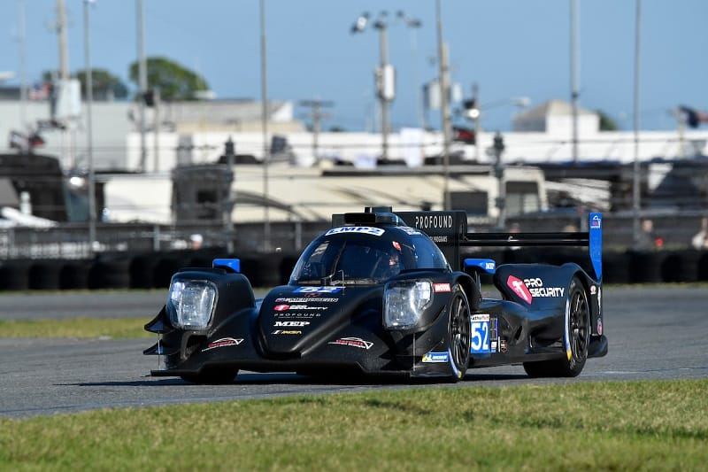 PR1/Mathiasen Motorsports - Roar Before the 24 - Daytona International Speedway