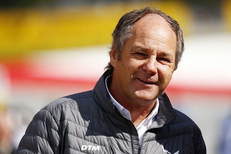 Gerhard Berger - DTM Series boss - Red Bull Ring