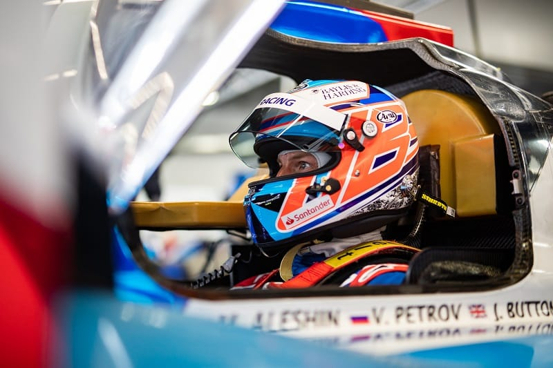 Button will only Race 24 Hours of Le Mans for SMP Racing