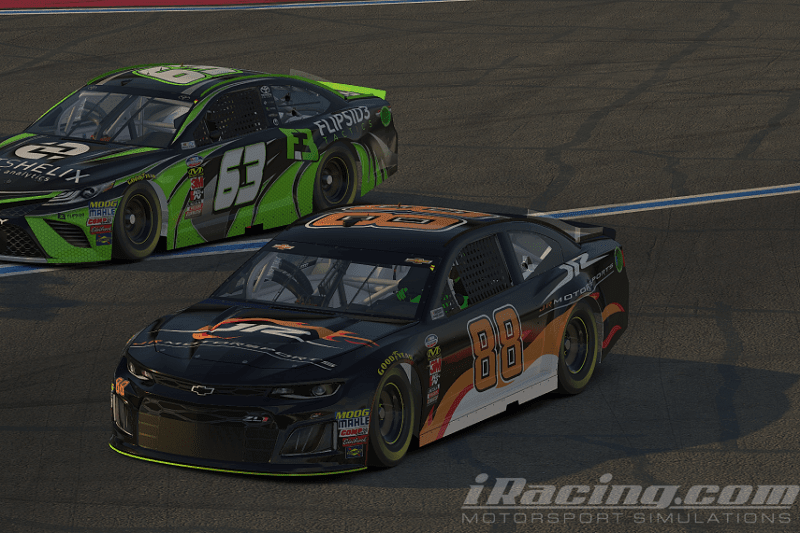 NASCAR, eSport teams join PEAK iRacing Series - The Checkered Flag