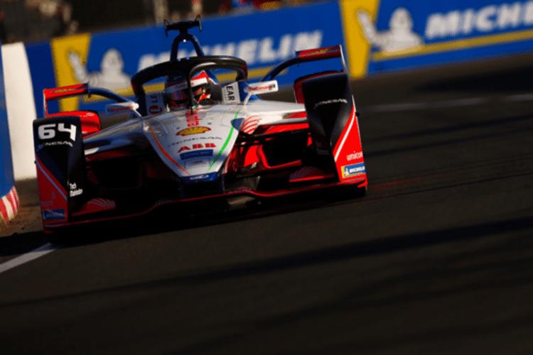 Jerome D' Ambrosio-Mahindra Racing- 2019 Marrakesh ePrix