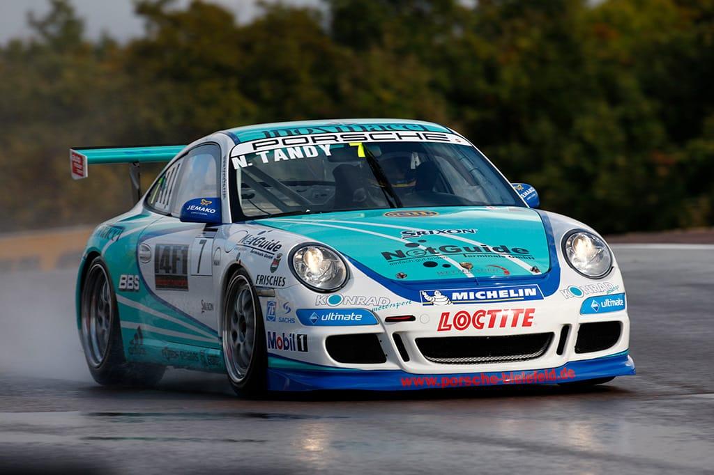 Nick Tandy - Porsche Carrera Cup Deutschland