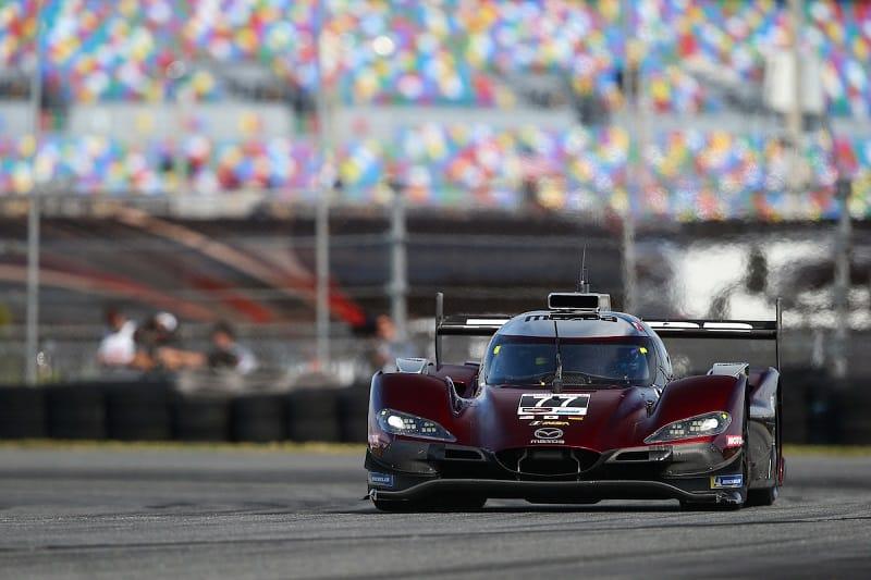 Mazda Team Joest - Roar Before the 24 - Daytona International Speedway
