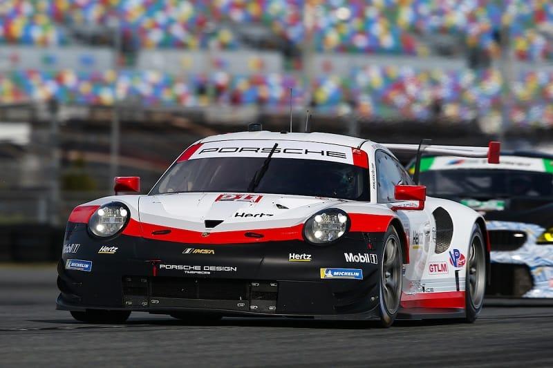 #911 Porsche GT Team - Roar Before the 24 - Daytona International Speedway