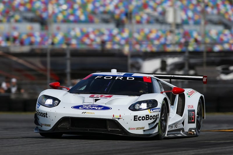 Ford Chip Ganassi Racing - Roar Before the 24 - Daytona International Speedway