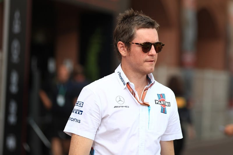 Rob Smedley - Williams F1 Team - Monaco Grand Prix