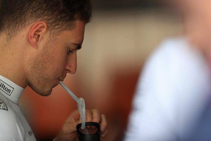 Stoffel Vandoorne - McLaren F1 Team - Yas Marina Circuit