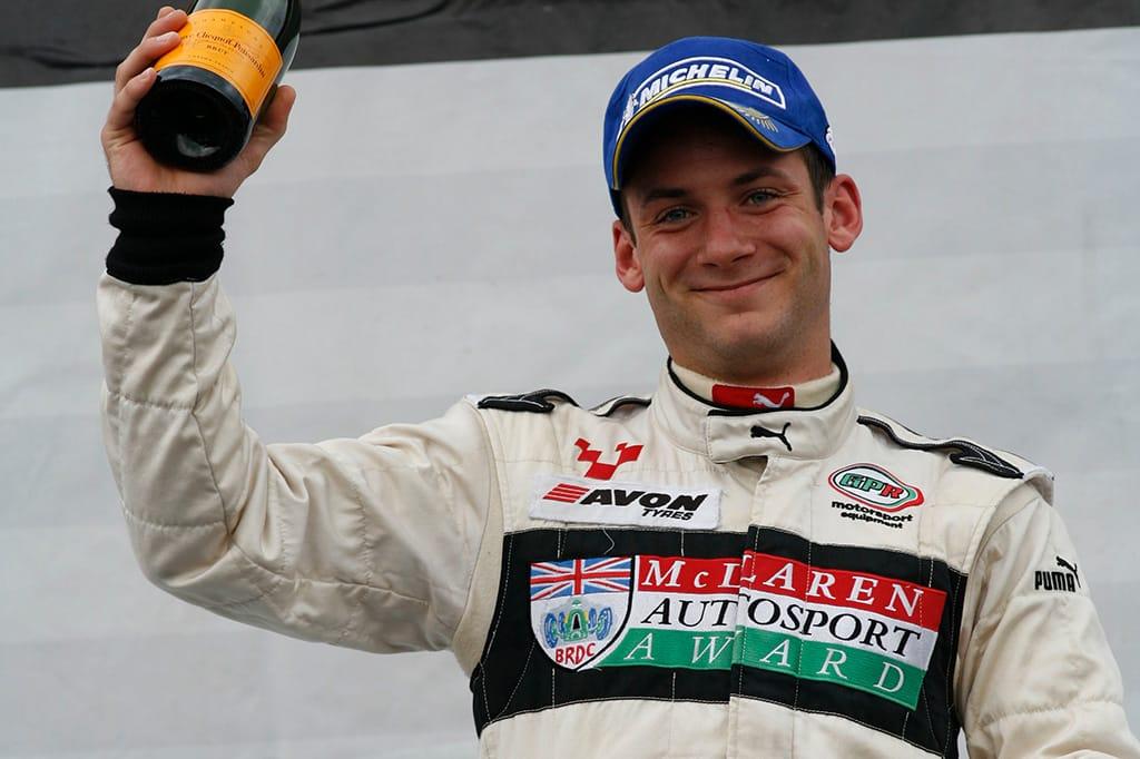 Nick Tandy - Porsche Carrera Cup GB