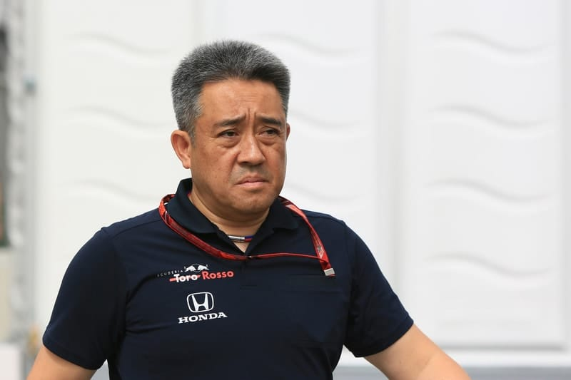 Masashi Yamamoto - Formula 1 - 2018 Japanese GP