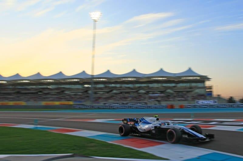 Sergey Sirotkin - Formula 1 - 2018 ABu Dhabi GP