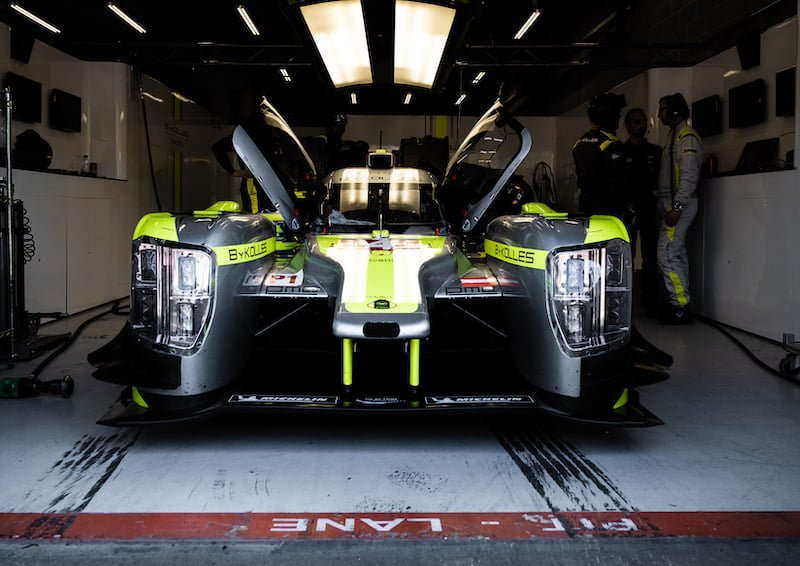 ByKolles Racing will not take part in the 2019 1,000 Miles of Sebring