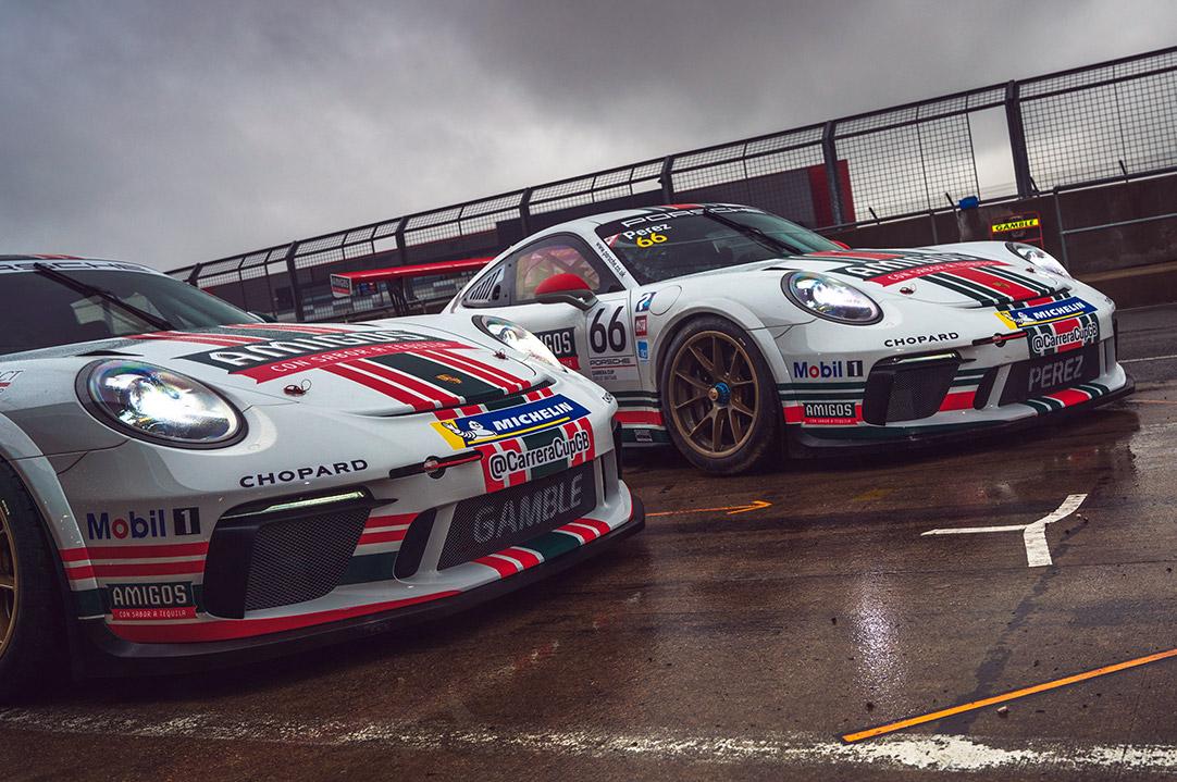 Amigos Racing - Porsche Carrera Cup GB
