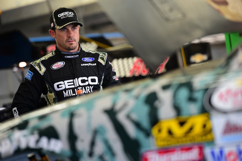 Casey Mears Enters Daytona 500 With Germain Racing The
