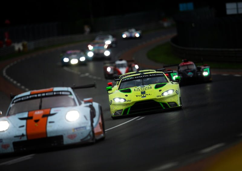 LM GTE Am has seen the biggest growth in class size from the initial 42 confirmed 2019 Le Mans entries