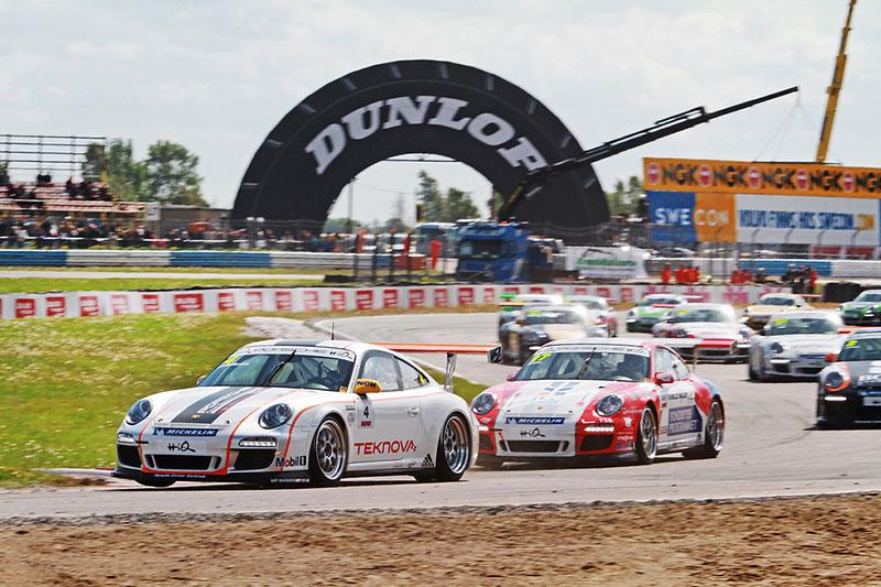 Johan Kristofferson - Porsche Carrera Cup Scandinavia