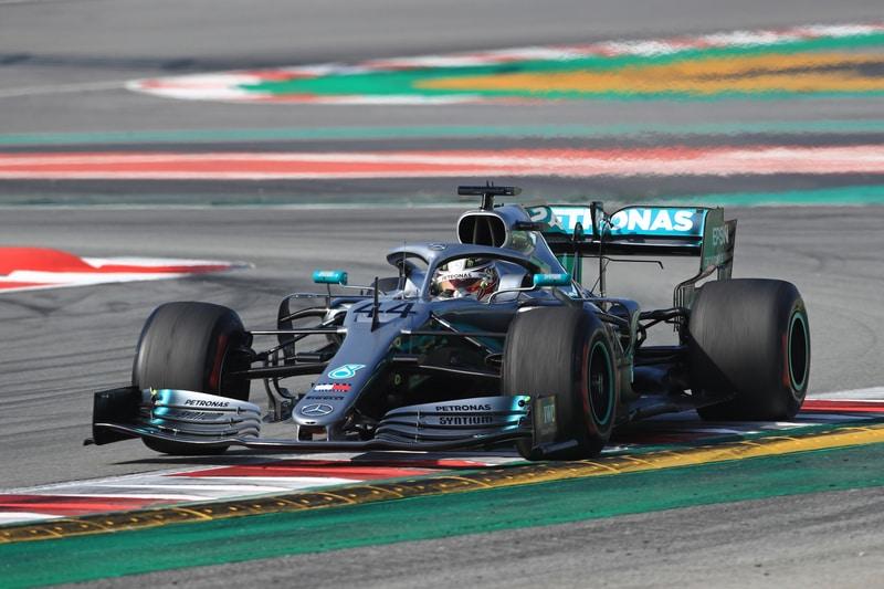 Lewis Hamilton - Pre-season Test