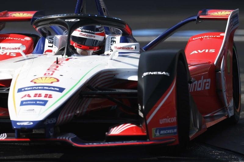 Mahindra Racing- Autodromo Hermanos Rodriguez (Qualifying)