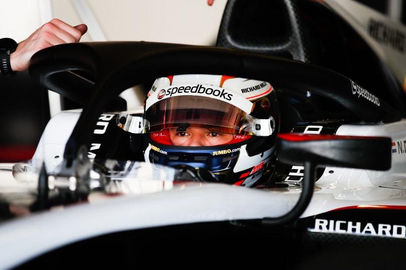 Nyck de Vries - Testing - Jerez de la Frontera