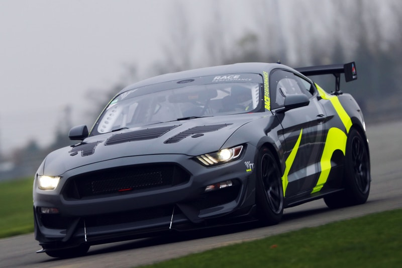 RACE Performance Ford Mustang GT4